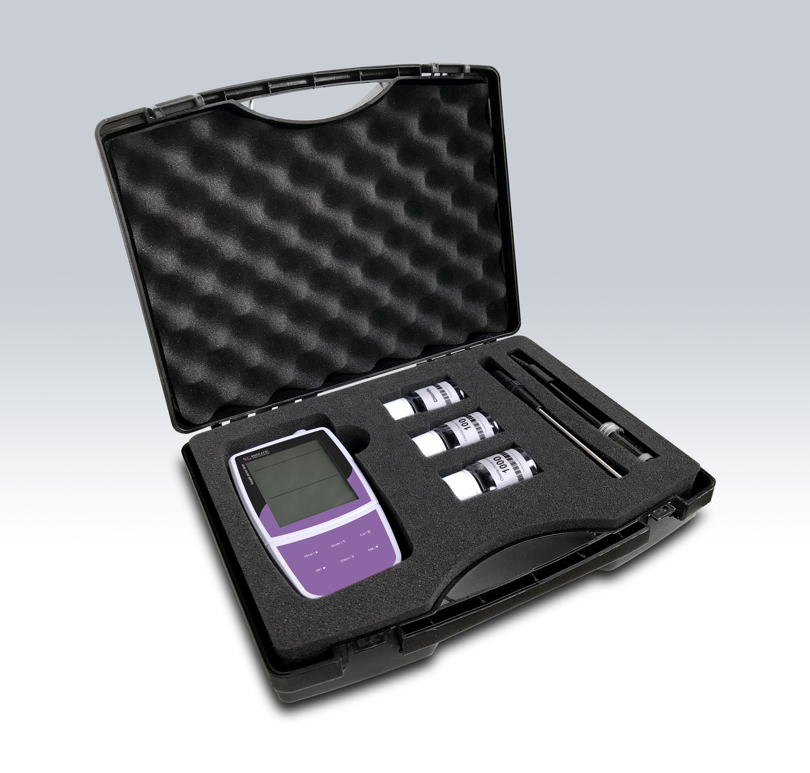 Portable NO3 Nitrate Ion Meter