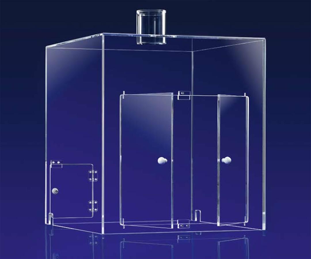 Autosampler Acrylic Glass Cover